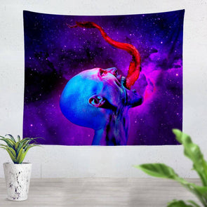 The Strain Tapestry