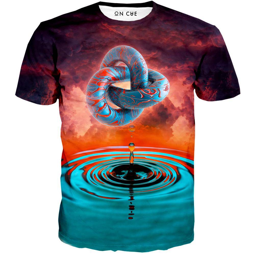 A Psychedelic T-Shirt