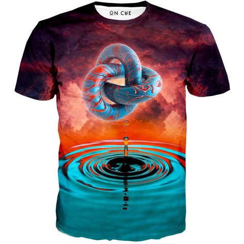 Image of A Psychedelic T-Shirt