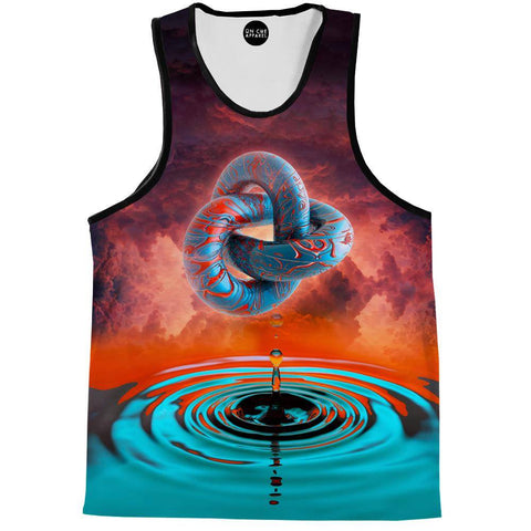 Image of A Psychedelic Tank Top
