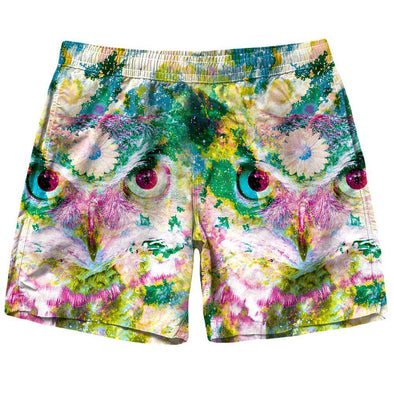 Third Owl Shorts