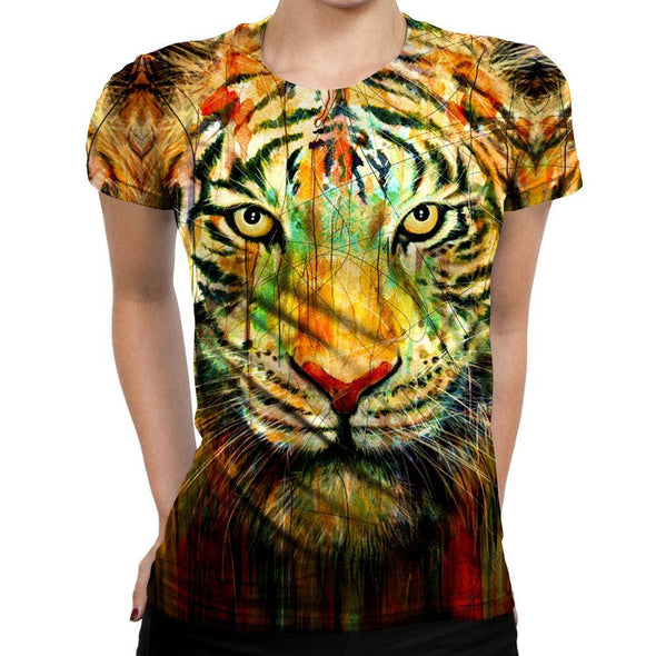 Tigre Womens T-Shirt