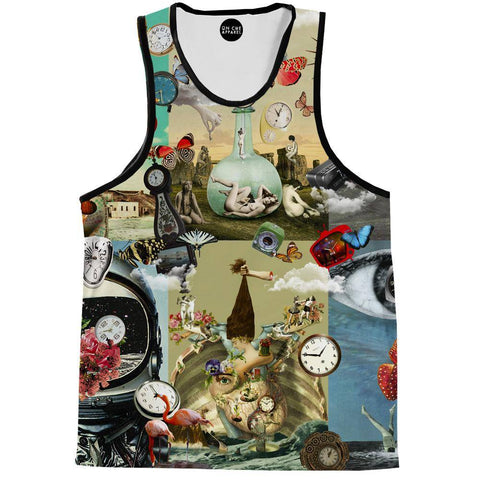Image of Time Flies Tank Top