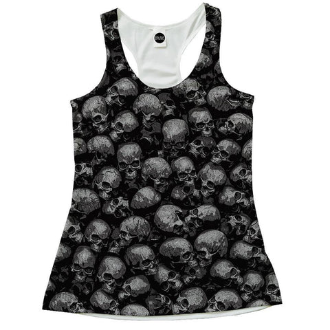 Totally Gothic Racerback