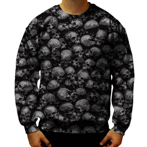 Image of Skull Sweatshirt