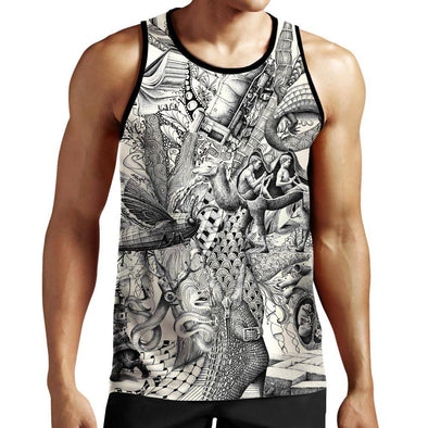 Tree Of Wunders Tank Top