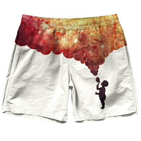 Image of Galaxy  Shorts