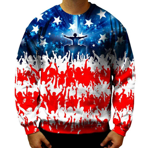 Image of USA Sweatshirt