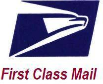 Drop Ship First Class Shipping