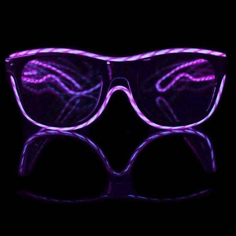 Image of Customizable TRACER Luminescence Diffraction Glasses