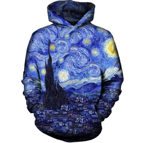 Image of Starry Night Hoodie