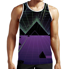 Venturing Into The Future Tank Top