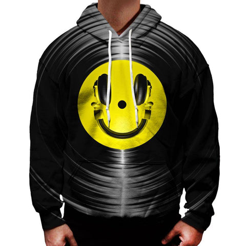 Image of Headphone Hoodie