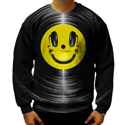 Image of Headphone Sweatshirt