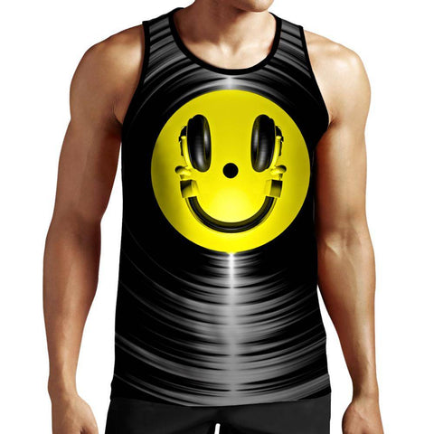 Image of Vinyl Tank Top