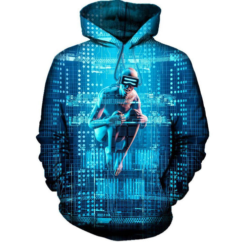 Image of Virtual Dreams Hoodie