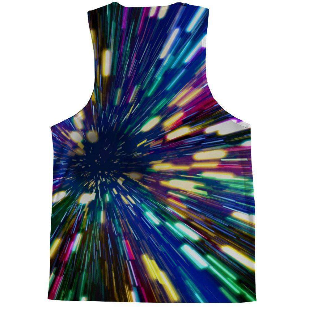 Vortex Cat Tank Top