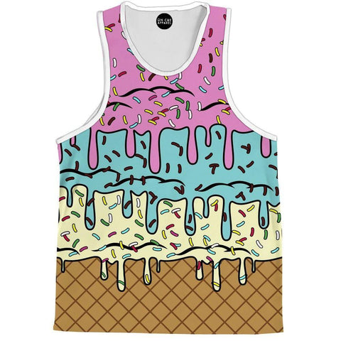 Ice Cream Tank Top