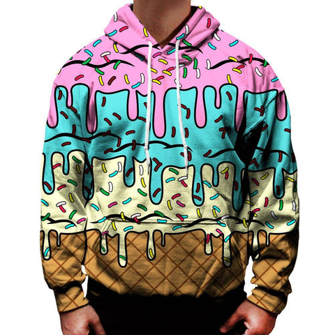 Image of Ice Cream Hoodie