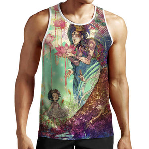 Lotus Kids Tank Top