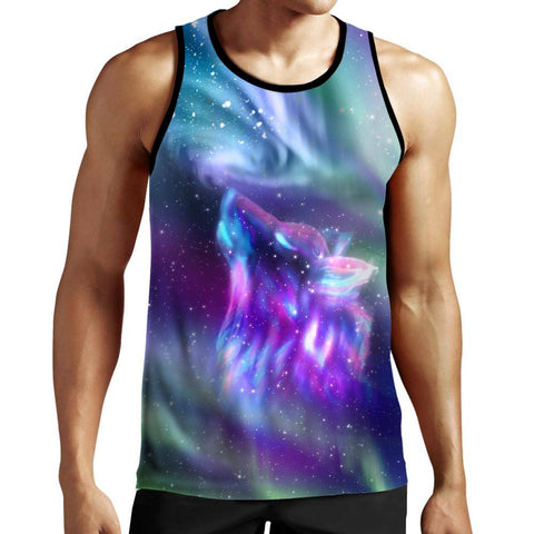 Image of Wolf Tank Top