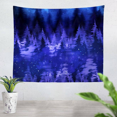 Pines Tapestry