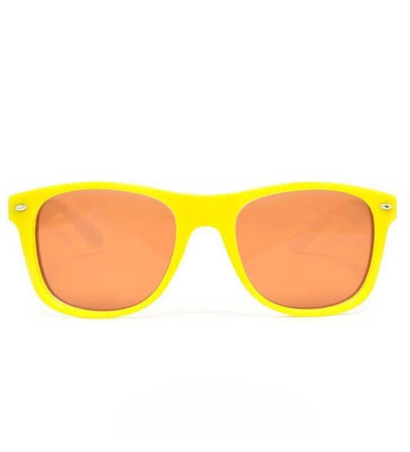 GloFX Ultimate Diffraction Glasses – Yellow Auburn Enhanced