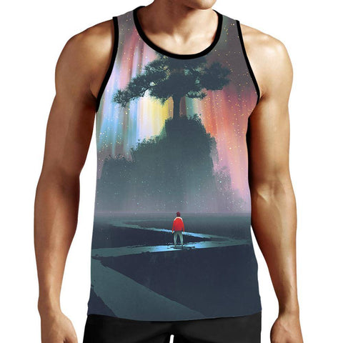 Image of Artistic Tank Top