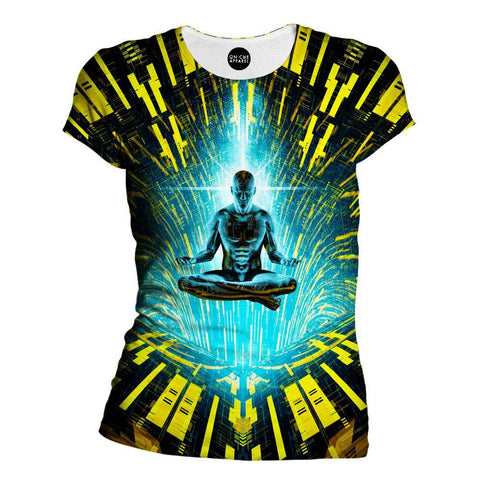 Zen Singularity Womens T-Shirt