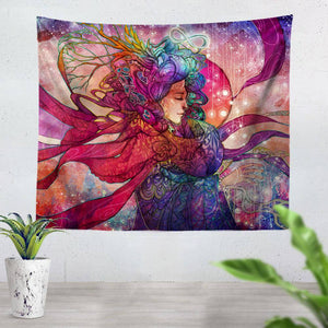 Magician Tapestry