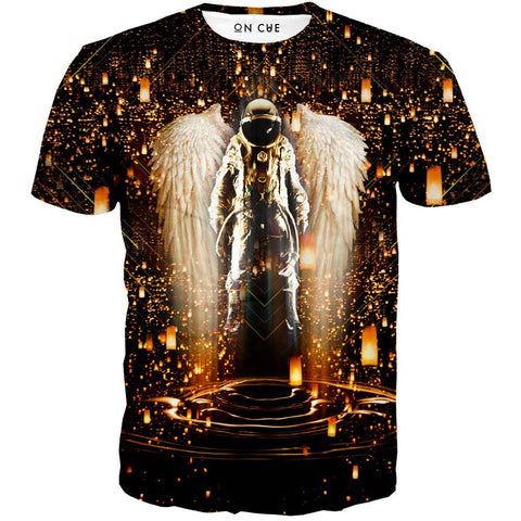 Astronaut Wings T-Shirt