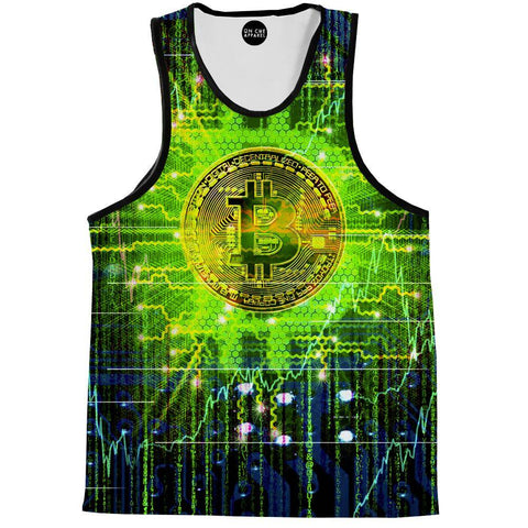 Image of Bitcoin Tank Top