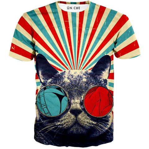 Image of Cat T-Shirt