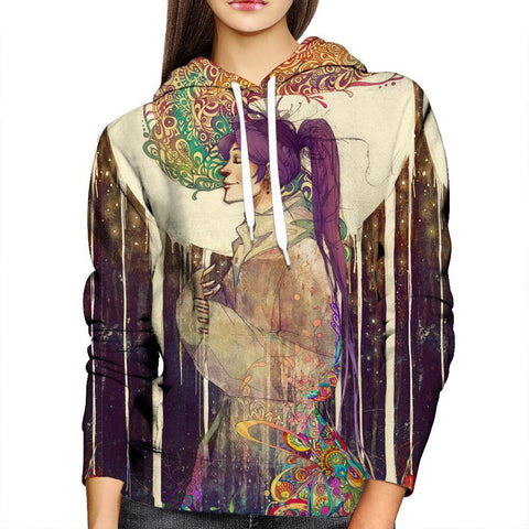 Image of Compassion Womens Hoodie