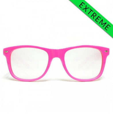 GloFX Ultimate EXTREME Diffraction Glasses – Pink