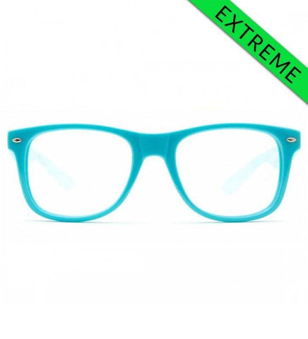 GloFX Ultimate EXTREME Diffraction Glasses – Blue