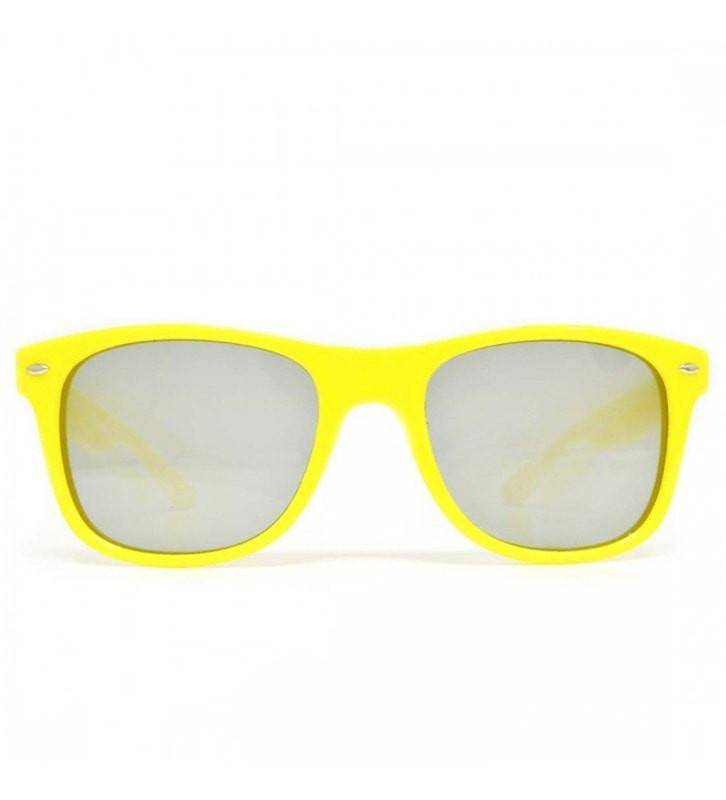 GloFX Ultimate Diffraction Glasses – Yellow Tinted