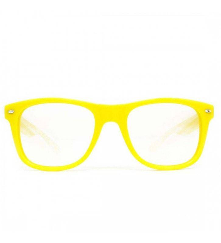 GloFX Ultimate Diffraction Glasses – Yellow
