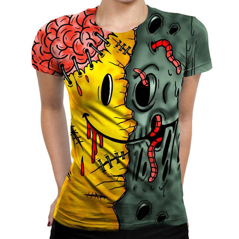 Image of Emoji Womens T-Shirt
