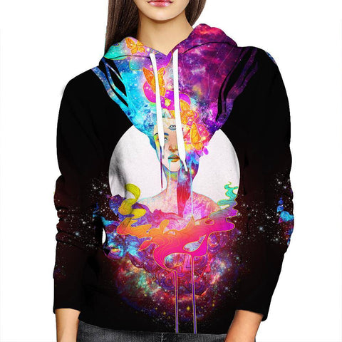 Image of Free Your Mind Womens Hoodie