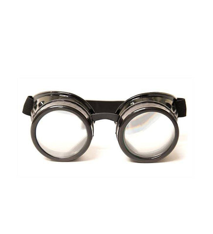 Image of GloFX Black Diffraction Goggles