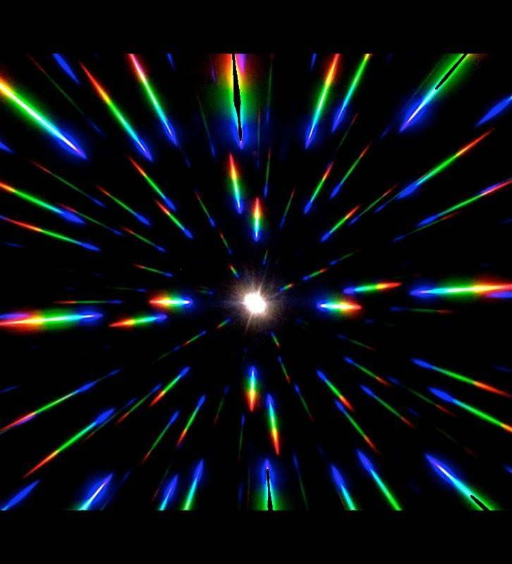 Customizable Luminescence Diffraction Goggles
