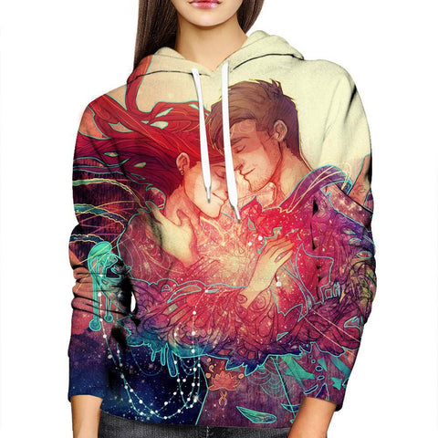 Image of Love Womens Hoodie