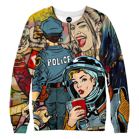 Image of Its A Womans World Sweatshirt