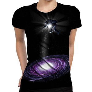 Astronaut Womens T-Shirt