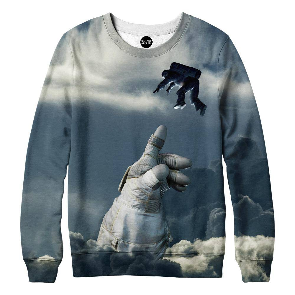 Afraid To Let Go Sweatshirt