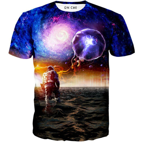 Image of Galactic Jellyfish T-Shirt