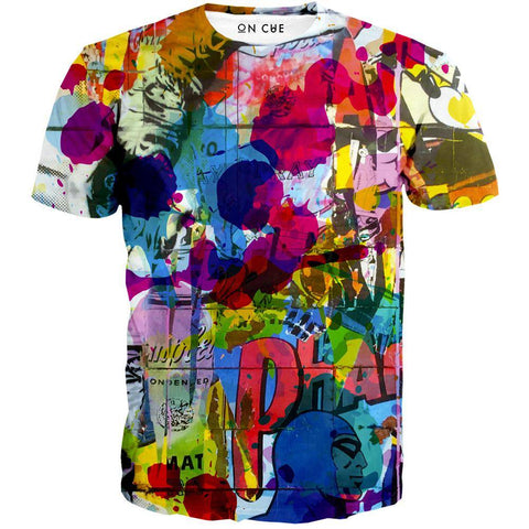 Image of Street Art T-Shirt