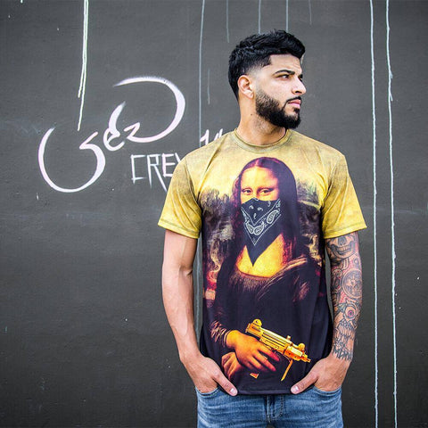 Image of Ganesha BW T-Shirt
