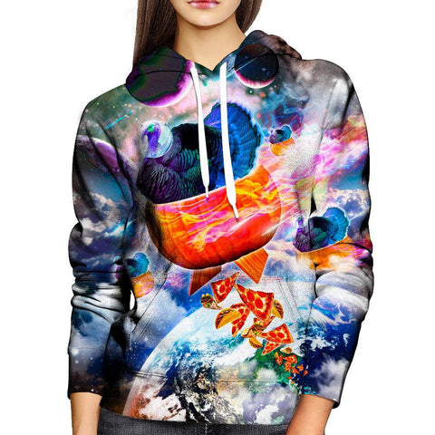 Image of Thanksgiving Womens Hoodie